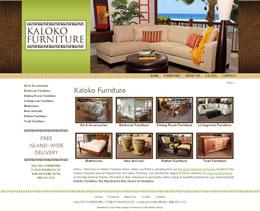 Kaloko Furniture   Kailua Kona Furniture Store